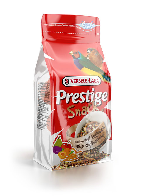 PRESTIGE Snack Exotiques Fruits&Oeufs 125g
