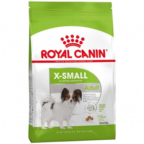 RC X-small adult 3 kg