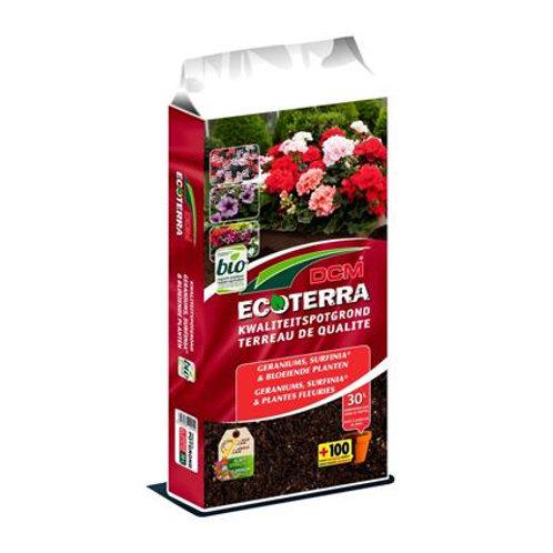 DCM Ecoterra Geranium, Surfina & plantes fleuries 30L