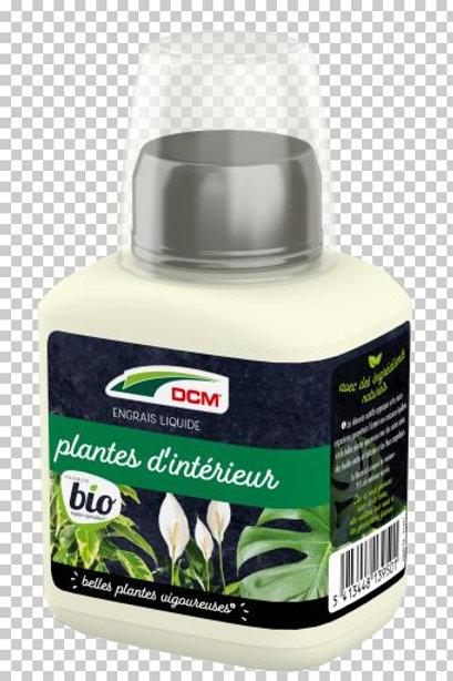 DCM Engrais Liquide Plantes d'Intérieur 0.25L