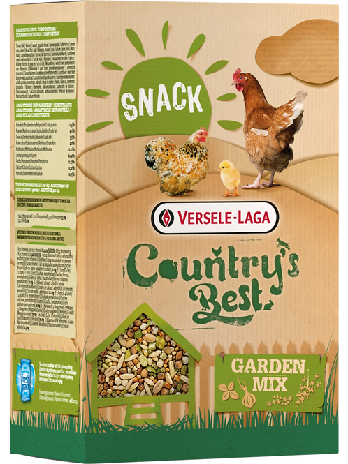 COUNTRY'S BEST Garden Mix 1 kg