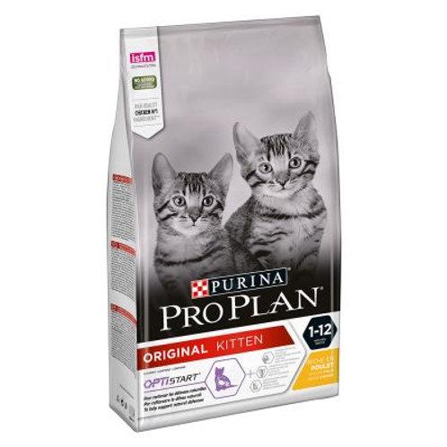 PROPLAN Original Kitten Poulet 1.5 kg
