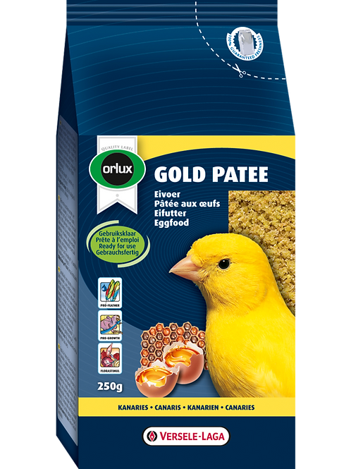 ORLUX Gold Patee Canaris 250g