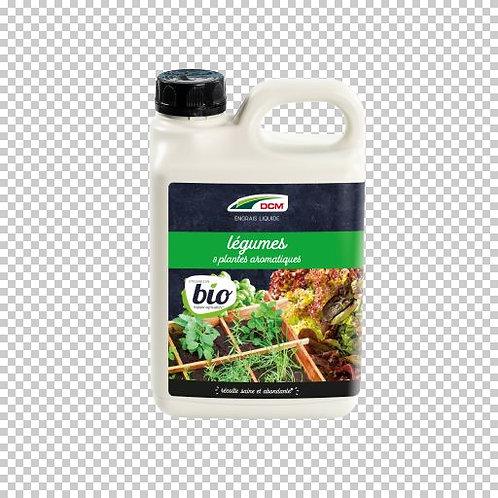 DCM Engrais Liquide Légumes & Plantes Aromatiques 2.5L