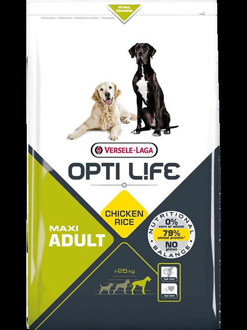 OPTILIFE Maxi Adult 12.5 kg