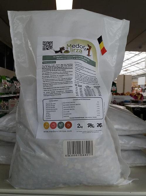 MEDOR&MIRZA Base végétale 2 kg