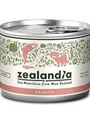 Zealandia Pâtée pour Chat Saumon 185g