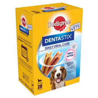 PEDIGREE Dentastix Medium 28x