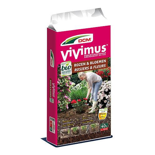 DCM Vivimus Rosiers & Fleurs 40L