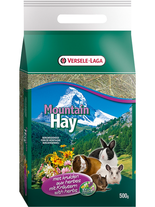 MOUNTAIN Hay Herbes 500g