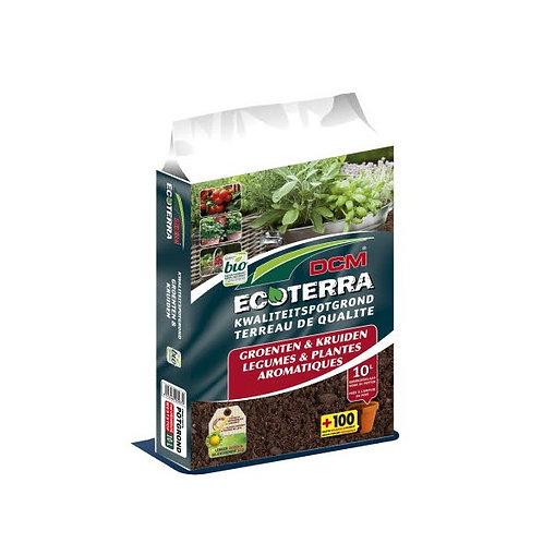 DCM Ecoterra Légumes & Plantes Aromatiques 10L
