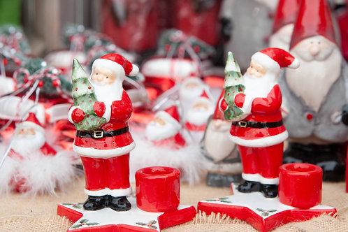 Bougeoire Père Noël