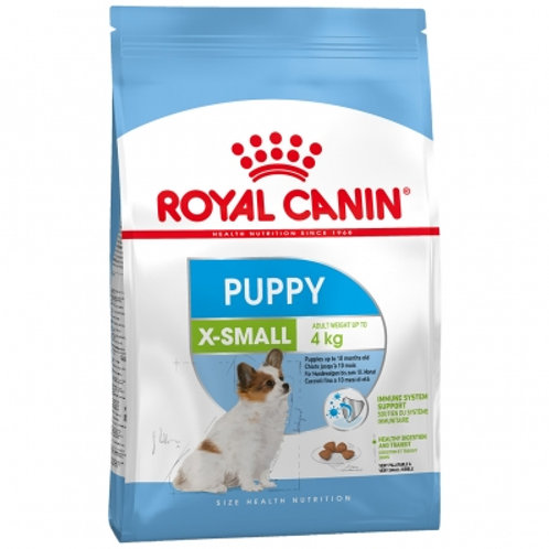 RC X-small puppy 3 kg
