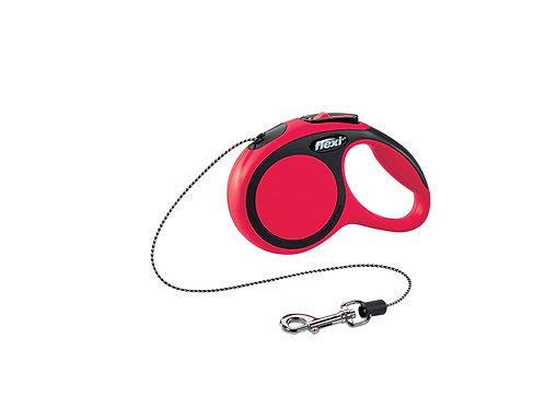 FLEXI Cordon 3m XS Rouge