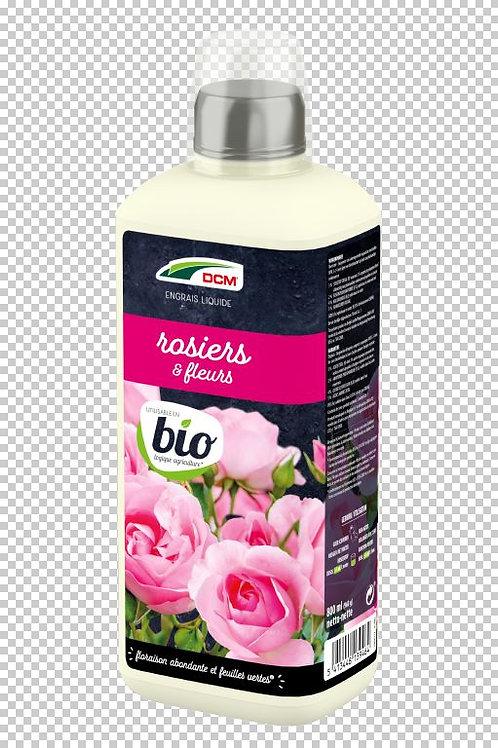 DCM Engrais Liquide Rosiers & Fleurs 0.8L