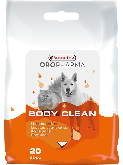 OROPHARMA Body Clean 20pcs