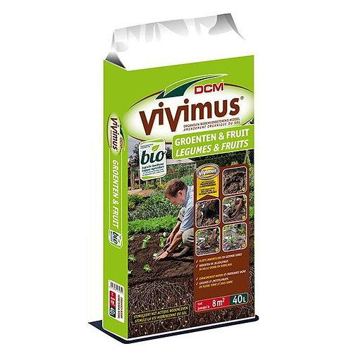 DCM Vivimus Legumes & Fruits 40L