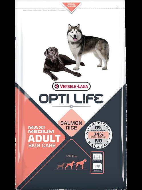 OPTILIFE Maxi&Medium Skin Care 12.5 kg