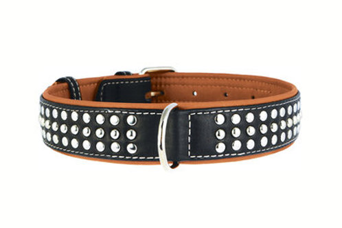 WAUDOG Collier Soft Noir 46-60 cm 35mm