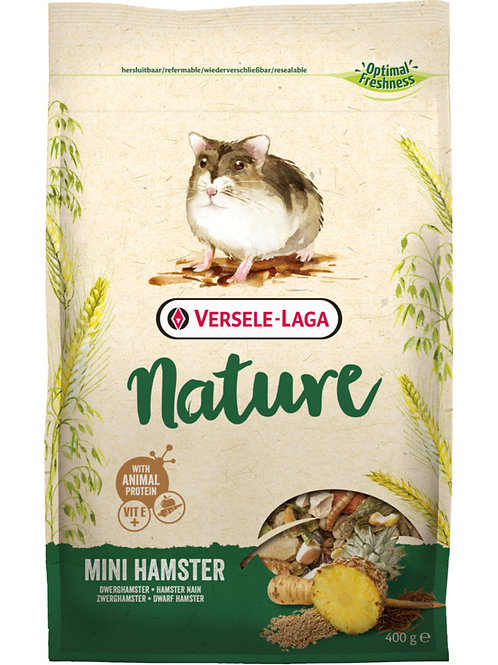 NATURE Mini Hamster 400g