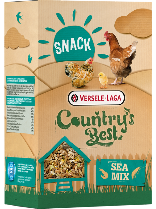 COUNTRY'S BEST Sea Mix 1 kg
