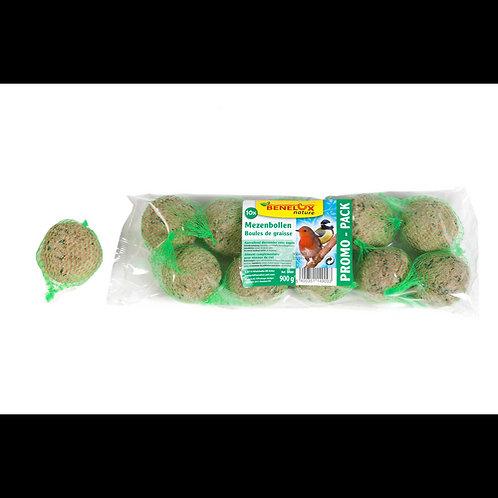 Boules de Graisses avec Filet Promo Pack 10 pcs