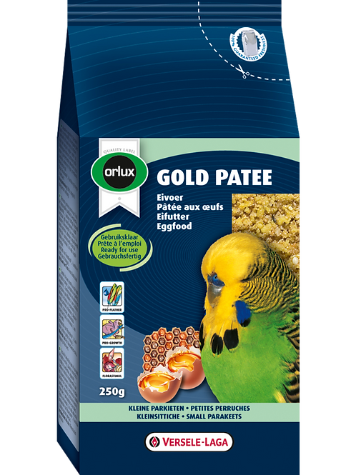 ORLUX Gold Patee Petites Perruches 1 kg