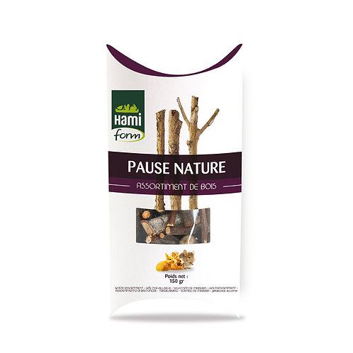 HAMIFORM Pause Nature Assortiment de bois 150g