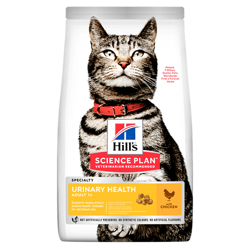 Hill's Adult Urinary Health Chicken 1.5 kg