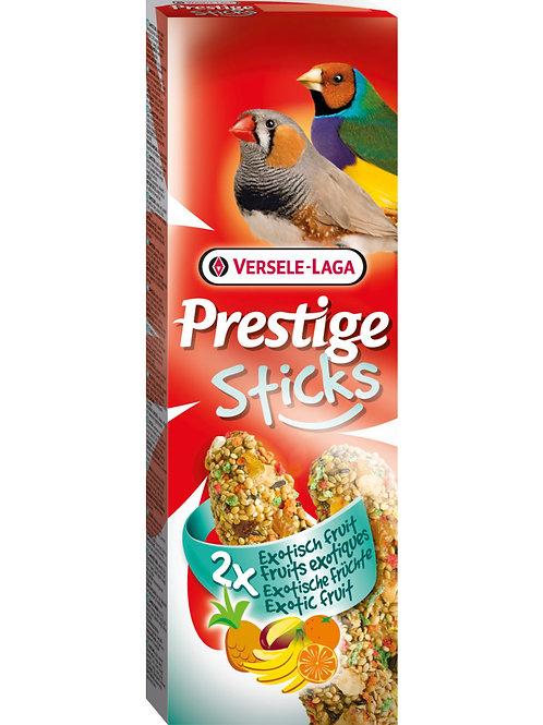 PRESTIGE Sticks Oiseaux Exotiques Fruits Exotiques 2 pièces