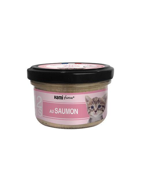 Hamiform Cuisinés Chaton N°31 Saumon 80g