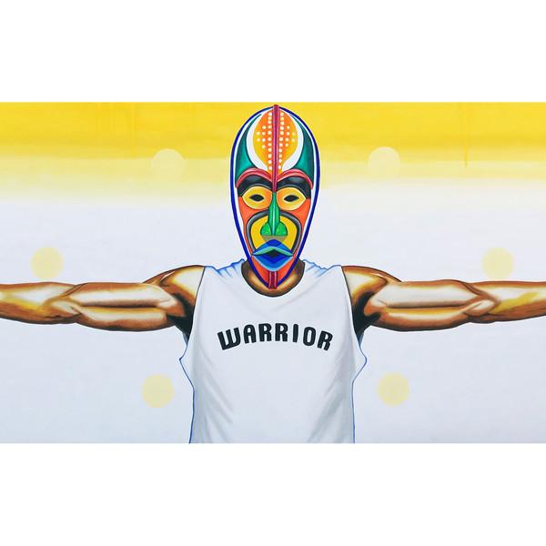 Warrior 1, 2018