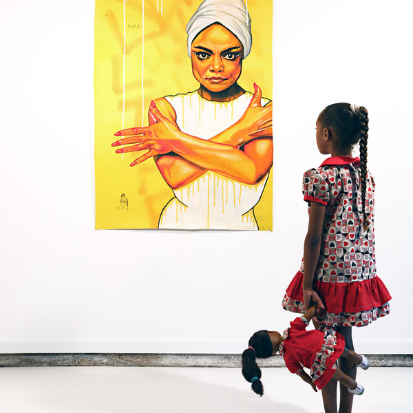 "Eartha Kitt ""LIFE"", 2019"