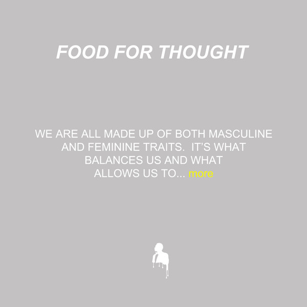 FOOD FOR THOUGH