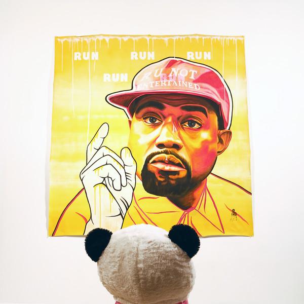"""Kanye West """"R U Not Entertained"""", 2019"""