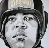 Muhammad Ali - Expression Two, 2014