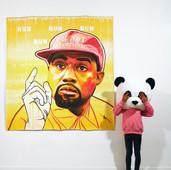 """Kanye West """"R U Not Entertianed"""", 2019"""