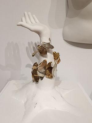 Handmade Jewelry Columbus Ohio Ginkgo Bracelet
