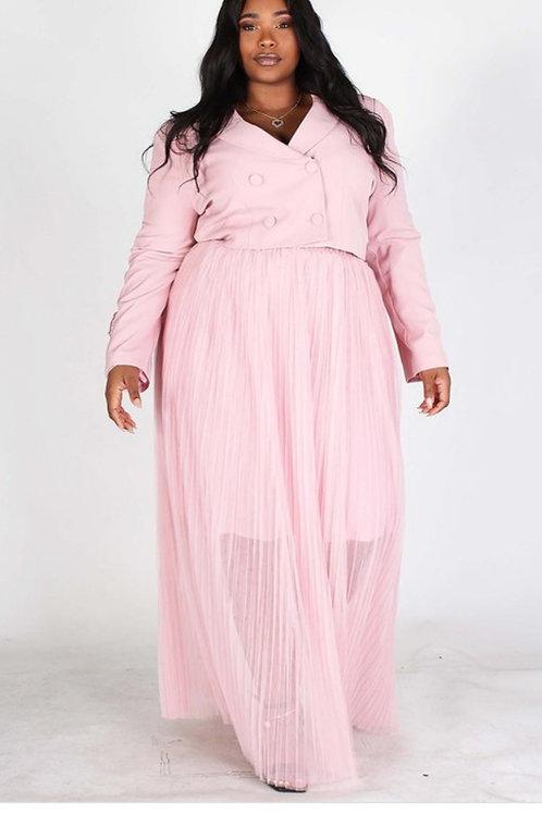 Abigail Two Piece skirt Set
