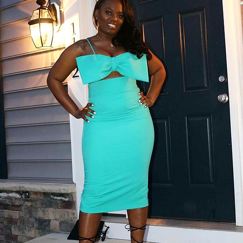 Devian  Two Piece Skirt Set