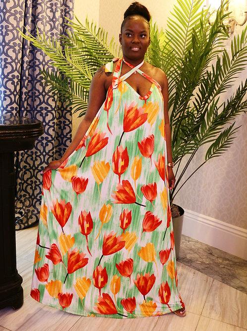 Bahamas Maxi Dress