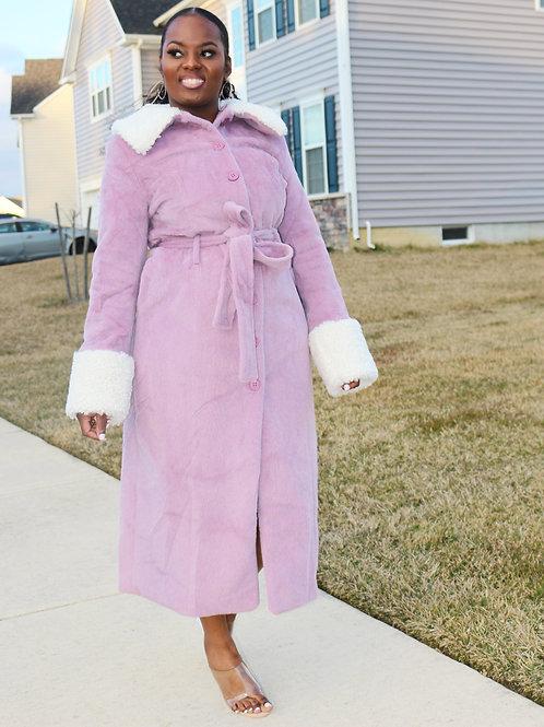 Kiana Faux Fur Coat