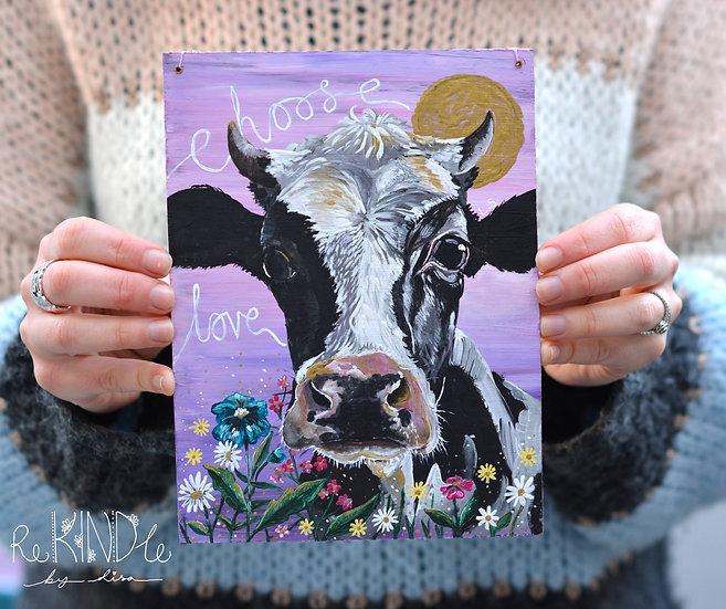 'Sylvia' The Retreat Animal Rescue Charity Art Piece