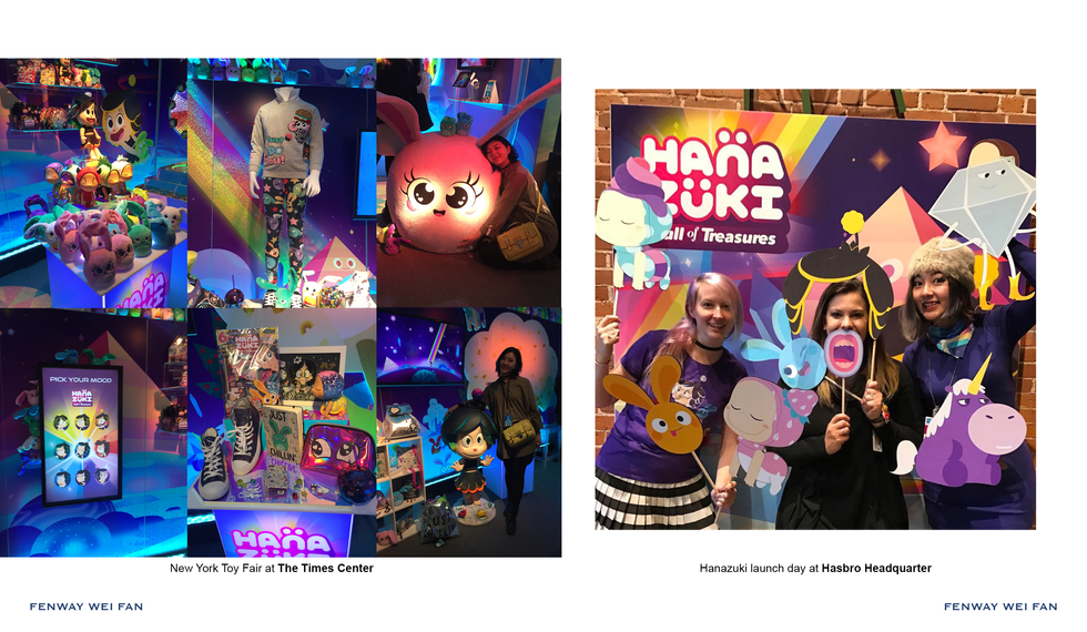 Hanazuki © Hasbro