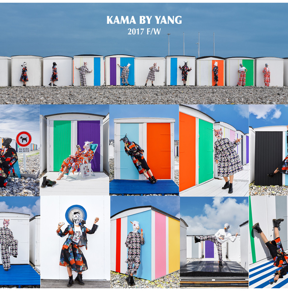 KAMA x IOO Collection