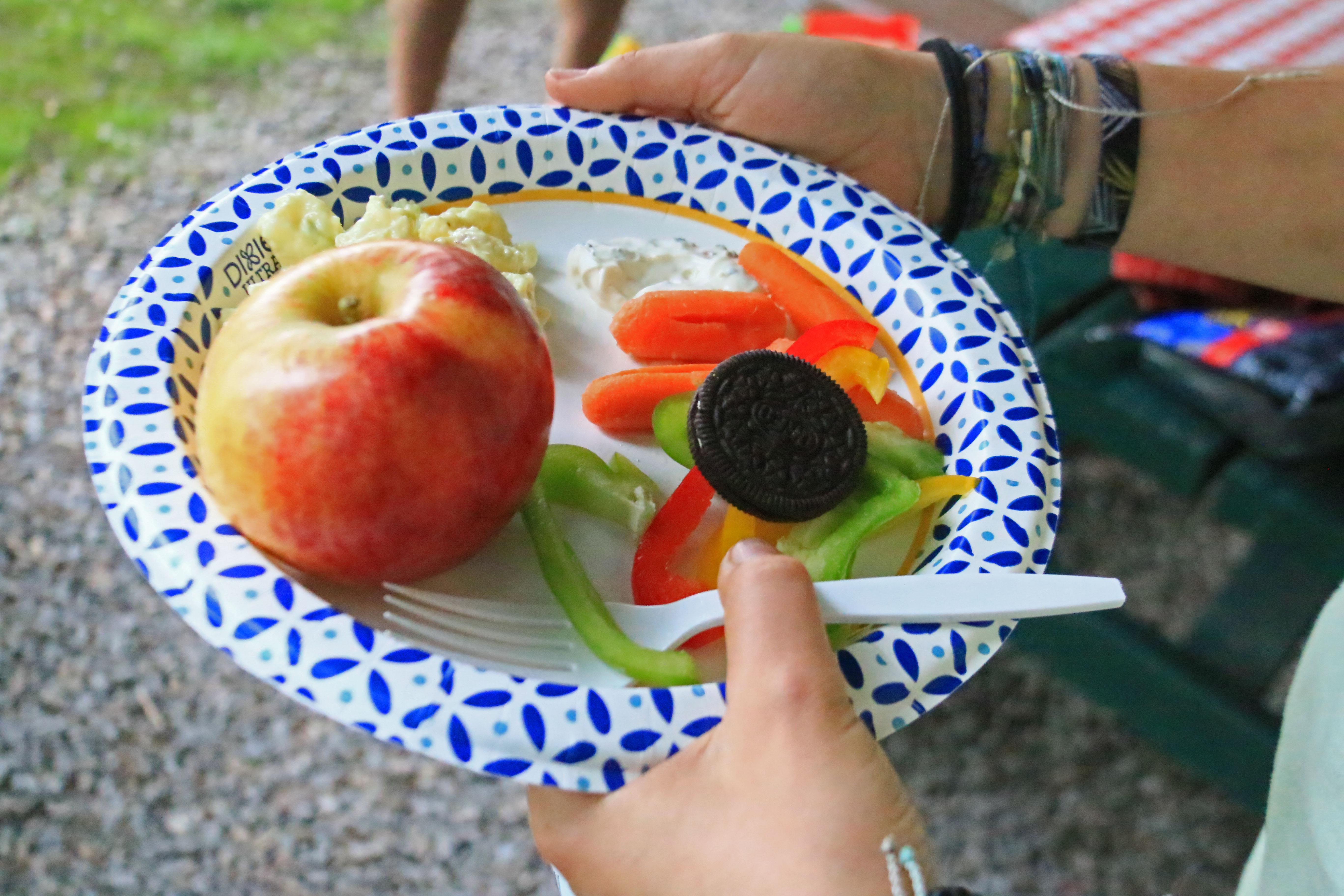 22 Basic Food Groups