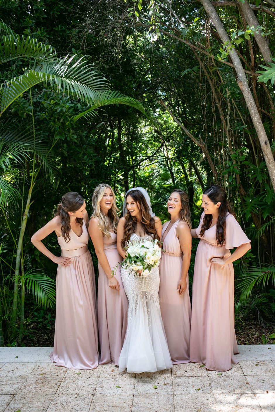 Bridesmaids Dresses For Beach Wedding