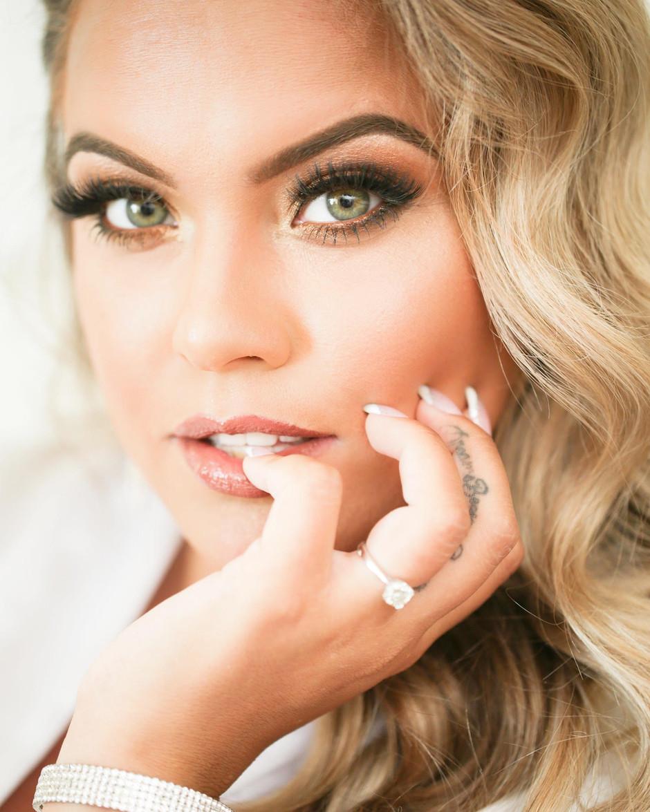 10 Makeup Ideas for Glam Brides
