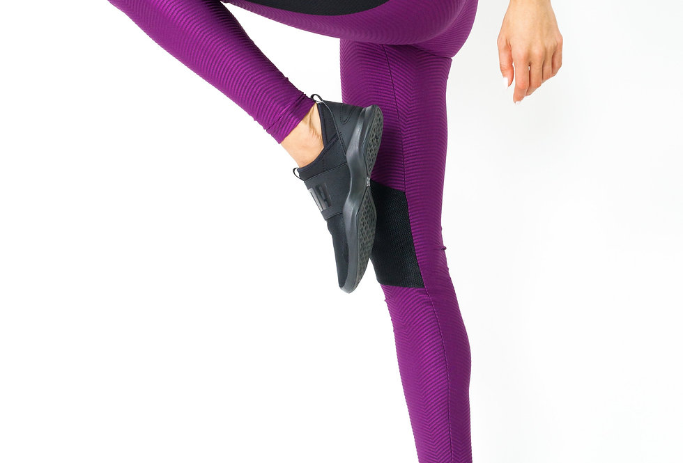 Revanel Stanley High Waist Contrast Yoga Workout Legging