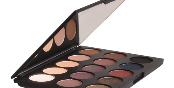 15 Shade Eyeshadow Palette